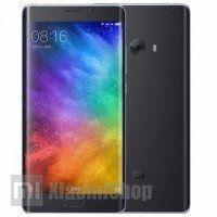Смартфон Xiaomi Mi Note 2 черный с серой рамкой