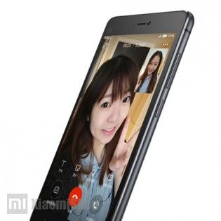 Смартфон Xiaomi Mi4S 3GB + 64GB (черный/black)