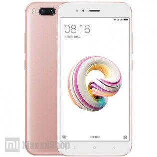 Смартфон Xiaomi Mi5X 4GB + 64GB (розовое золото/rose gold)