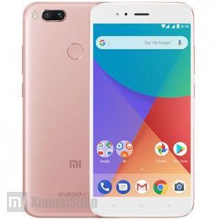 Смартфон Xiaomi Mi A1 4GB + 64GB (золотой/gold)