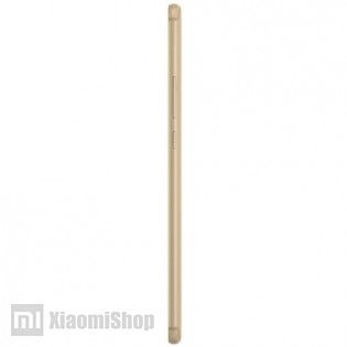 Смартфон Xiaomi Mi Max 2 золотой, вид сбоку