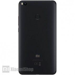 Смартфон Xiaomi Mi Max 2 черный, вид сзади