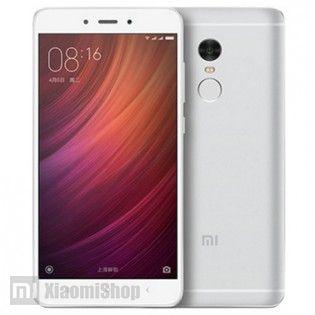 Смартфон Xiaomi Redmi Note 4 серебристый