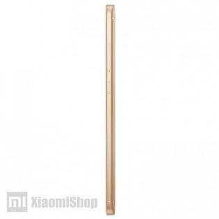 Смартфон Xiaomi Redmi 4X золотой, вид сбоку