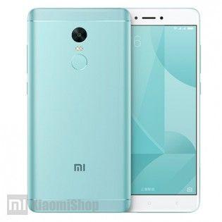 Смартфон Xiaomi Redmi 4X голубой