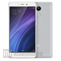 Смартфон Xiaomi Redmi 4 серебристый