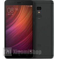 Смартфон Xiaomi Redmi Note 4 черный