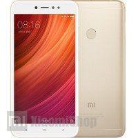 Смартфон Xiaomi Redmi Note 5A золотой