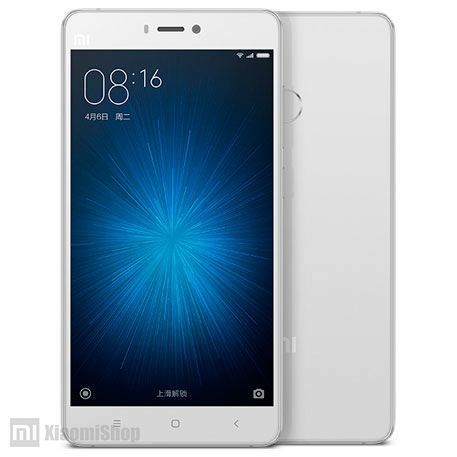 Смартфон Xiaomi Mi4S 2GB + 16GB (белый/white)