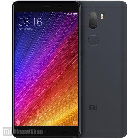 Смартфон Xiaomi Mi5S Plus 4GB + 64GB (черный/black)