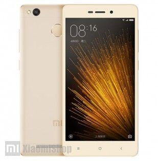 Смартфон Xiaomi Redmi 3X 2GB + 32GB (золотой/gold)