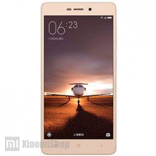 Смартфон Xiaomi Redmi 3 2GB + 16GB (золотой монотонный/gold)