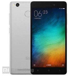 Смартфон Xiaomi Redmi 3 Pro 3GB + 32GB (черный/black)
