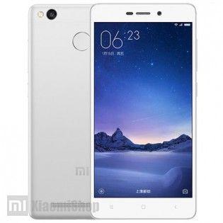 Смартфон Xiaomi Redmi 3 Pro 3GB + 32GB (белый/white)