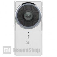 Xiaomi Yi 4k Action Camera (белый) +монопод с пультом