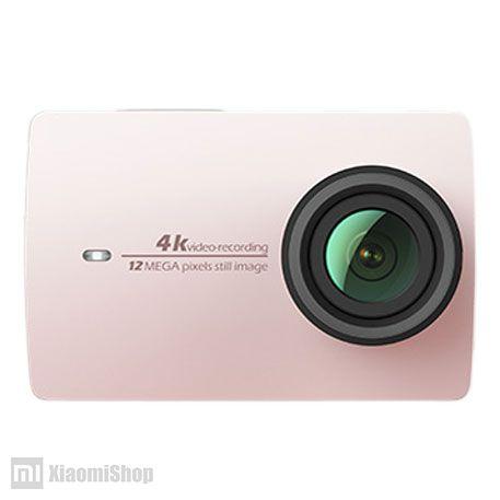 Xiaomi Yi 4k Action Camera (розовый)