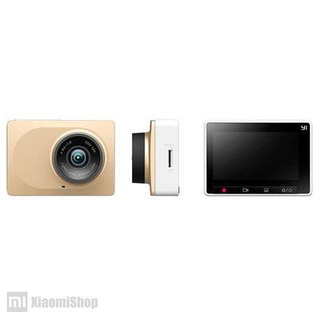 Видеорегистратор Xiaomi Yi Smart Dash Camera (золотой)