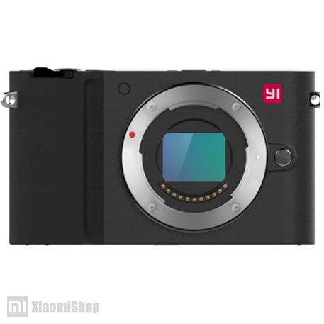 Беззеркальный цифровой фотоаппарат Yi M1 (черный)