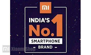 Xiaomi занял лидирующую позицию на рынке Индии.