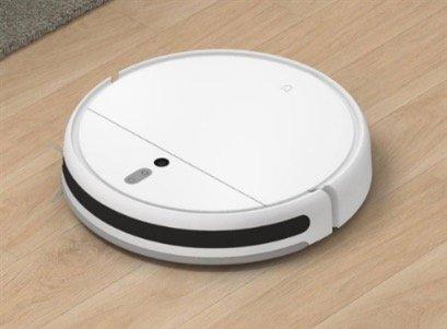 Компания Xiaomi и Mijia запустили новый робот-пылесос Mijia Sweeping Robot 1C.