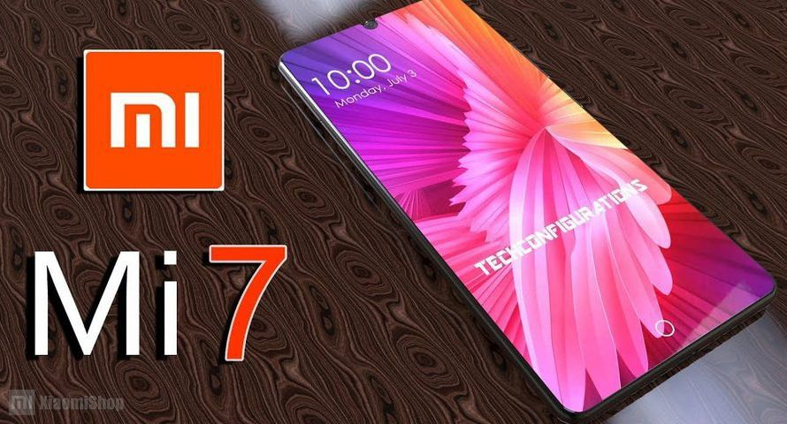 Обзор на Xiaomi mi7