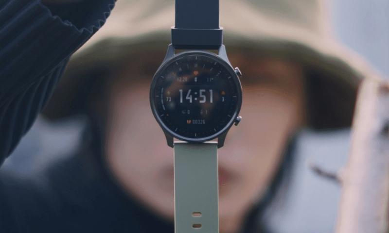 Вслед за характеристиками «утекла» и цена Xiaomi Watch Color