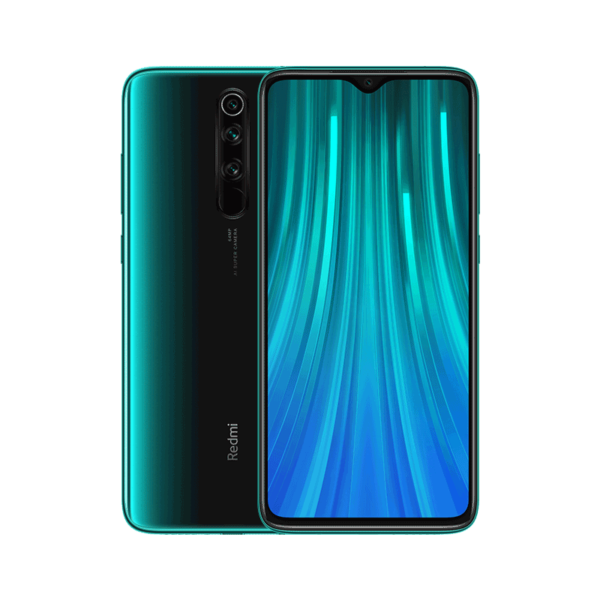Redmi Note 8 Pro 128 GB Green