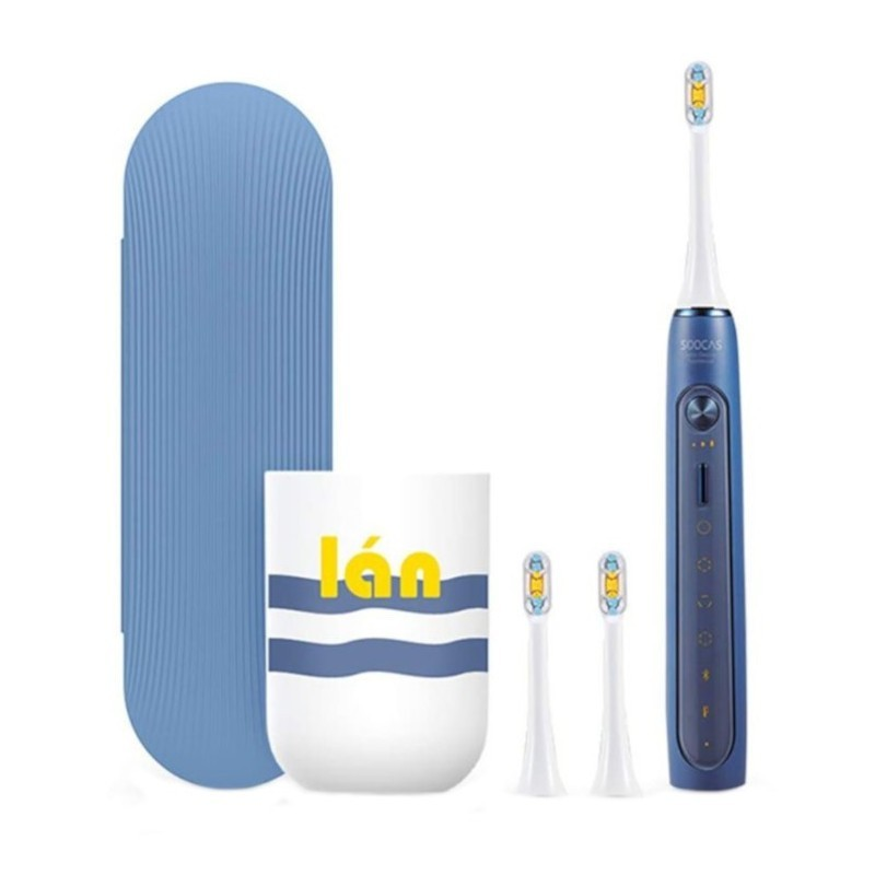 Зубная электрощетка Xiaomi Soocas X5 Sonic Electric Toothbrush Blue