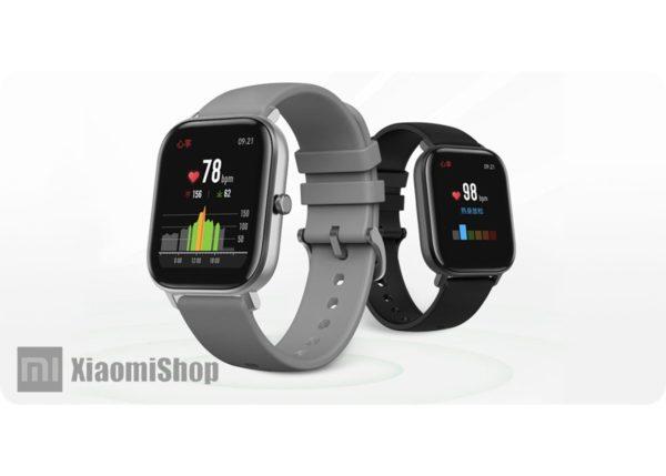 Умные часы Amazfit GTS Smart Watch черный