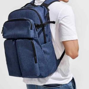 Рюкзак Xiaomi Carbon Travel Shoulder Bag Blue