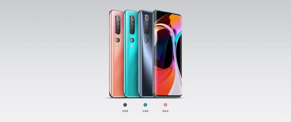 Xiaomi Mi 10 8/128 Gb Green