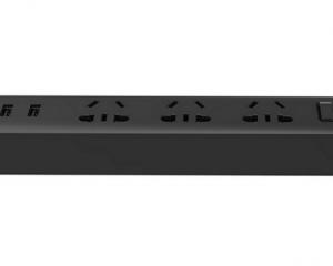 Удлинитель Xiaomi Mi Power Strip Черный