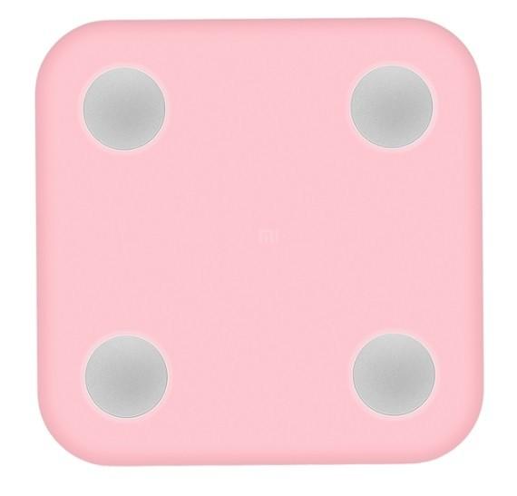 Чехол для весов Xiaomi Smart Scales 2 Pink