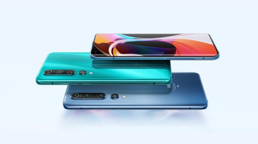 Xiaomi Mi 10 и Xiaomi Mi 10 Pro: флагманская линейка смартфонов с квадро-камерой на 108 Мп, чипом Snapdragon 865, 5G, поддержкой Wi-Fi 6 и ценником от $572