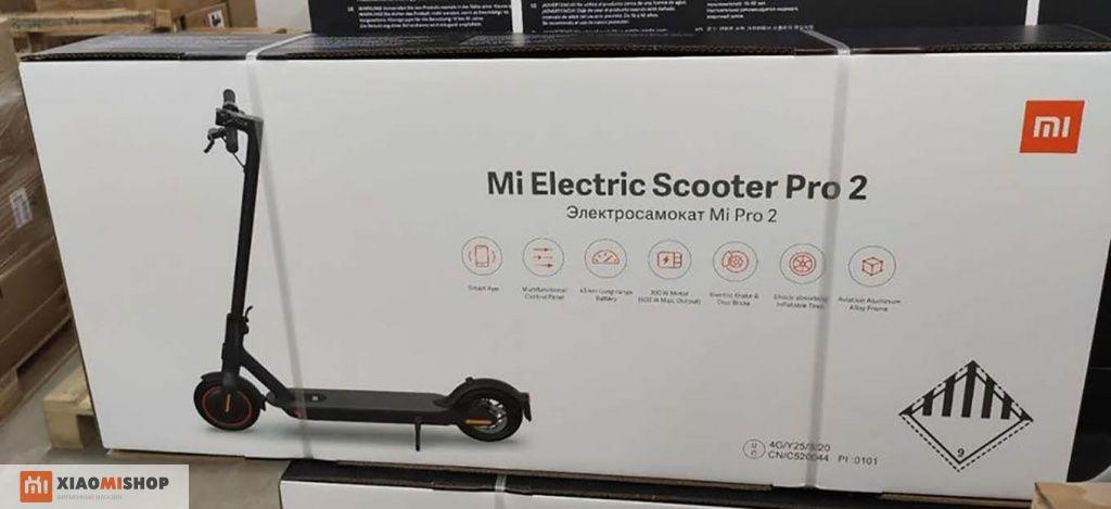 Xiaomi представила обновлённый электросамокат Mi Electric Scooter Pro 2: с запасом хода 45 км