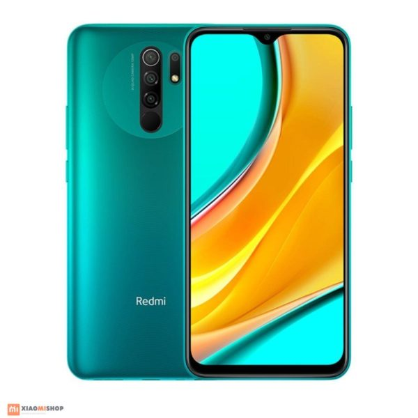 Xiaomi Redmi 9 4/64 GB Green