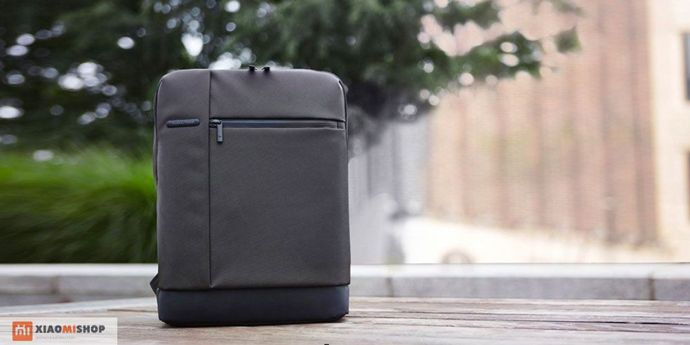 Mi Classic business backpack Черный